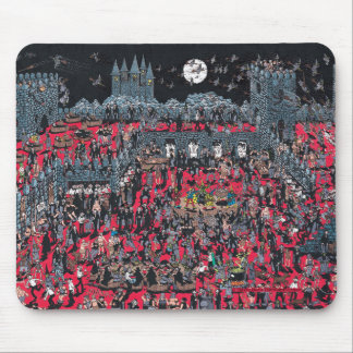 Where's Waldo | Nasty Nasties Mouse Pad