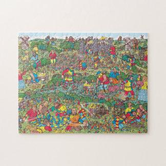 Where's Waldo | Unfriendly Giants Jigsaw Puzzle
