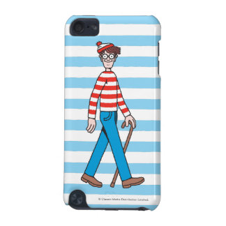 Where's Waldo Walking Stick iPod Touch 5G Covers