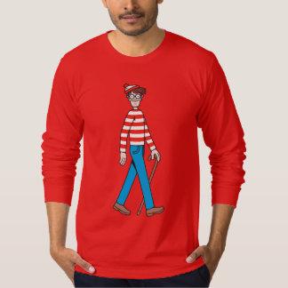 Where's Waldo Walking Stick T-Shirt