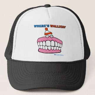 Where's Wallies? Trucker Hat