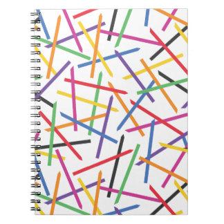 Which Boba Straw Spiral Notebook