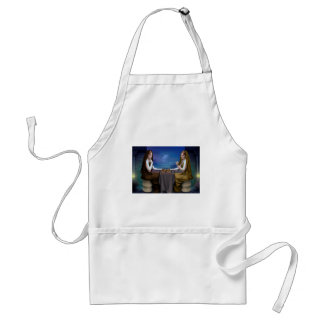 WHILST THE COUNTRY BLEEDS STANDARD APRON