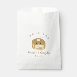 Whimsical Better Together Cute Wedding Thank You Favour Bag