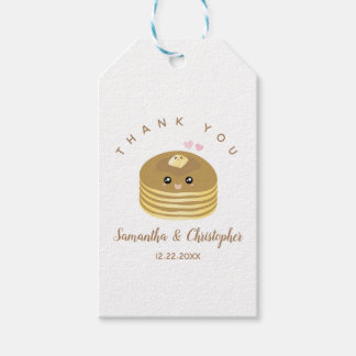 Whimsical Better Together Wedding Thank You Favor Gift Tags