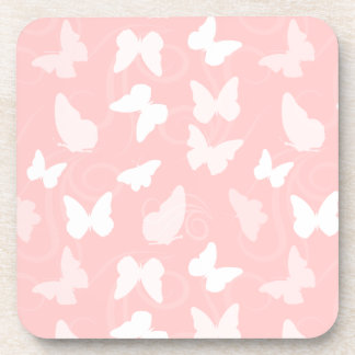 Whimsical Butterflies Coaster