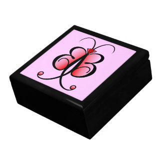 Whimsical Butterfly Bling Bling Jewelry Gift Box