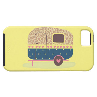 Whimsical Camp Trailer iPhone 5 Cover
