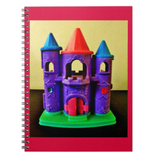 Whimsical Castle Notebook
