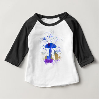 whimsical cat baby T-Shirt