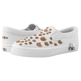 """WHIMSICAL"" CAT sneakers"