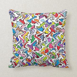 Whimsical Colors Cushion