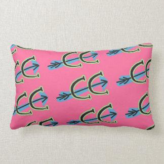 Whimsical Cross Country - CC Symbol Cushion