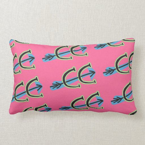Whimsical Cross Country - CC Symbol Pillows