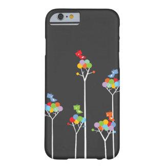 Whimsical Cute Tweet Birds Colorful Fun Tree Dots Samsung Galaxy S4 Covers