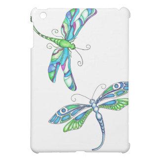 Whimsical Dragonflies iPad Mini Cover