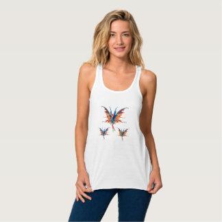Whimsical Fairies Fairy Wings  Tank Top