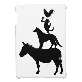 Whimsical Farm Animals Pets iPad Mini Case