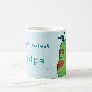 Whimsical Flirty Fish Eyes Coffee Mug