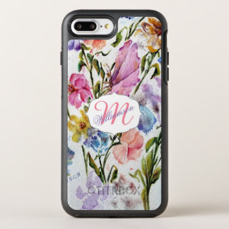 WHIMSICAL FLORAL GARDEN OtterBox SYMMETRY iPhone 8 PLUS/7 PLUS CASE