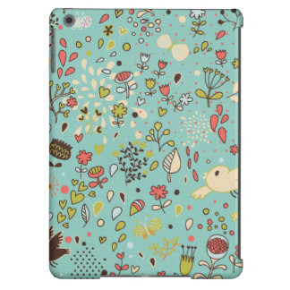 Whimsical Flower Garden iPad Air Cover