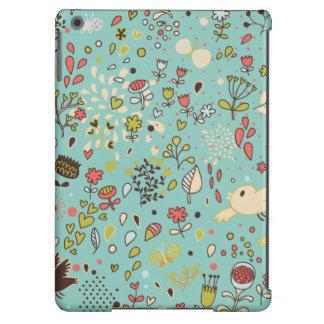 Whimsical Flower Garden iPad Air Cover
