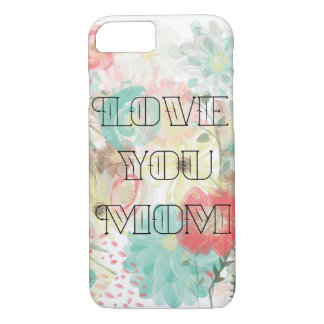 Whimsical Flowers Mother's Day iPhone 7 Case