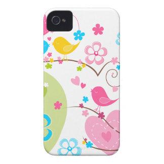 Whimsical Garden BlackBerry Bold Case