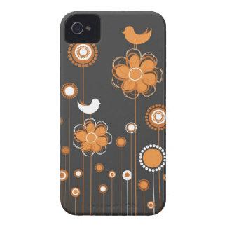 Whimsical Garden Blackberry Case