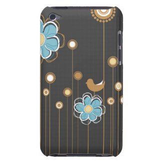 Whimsical Garden  iPod Case-Mate Case