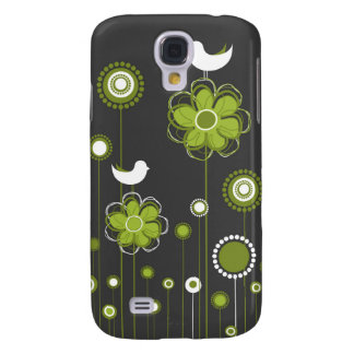 Whimsical Garden  Samsung Galaxy S4 Case