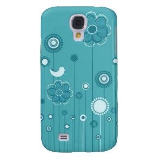Whimsical Garden  Samsung Galaxy S4 Cases