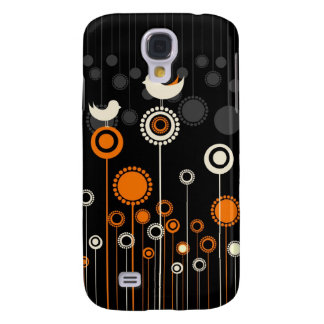 Whimsical Garden  Samsung Galaxy S4 Covers