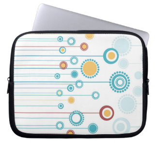 Whimsical Garden Sleeve Case Laptop Computer Sleeves