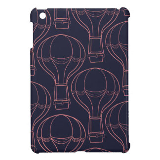 Whimsical Hot Air Balloons iPad case