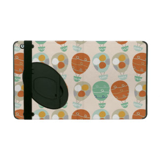 Whimsical Hot Air Balloons Covers For iPad