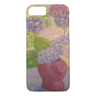 Whimsical Hydrangeas iPhone 8/7 Case