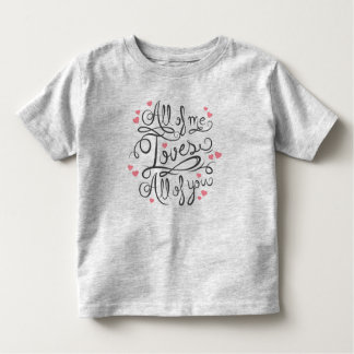Whimsical Inspirational Love Quote | Shirt