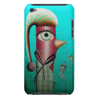 Whimsical iphone touch Case
