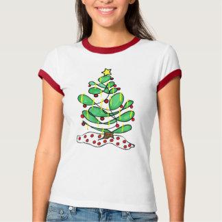 Whimsical Little Christmas Tree T-Shirt