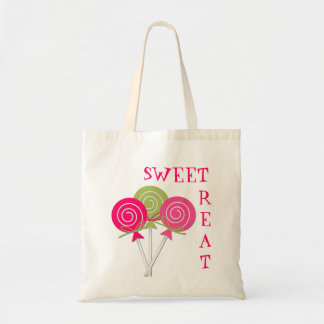 Whimsical Lollypops Tote Bag