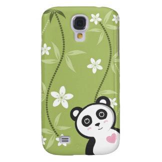 Whimsical Panda  Samsung Galaxy S4 Covers