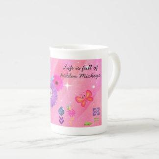 Whimsical Spring HIDDEN MICKEY Coffee Mug