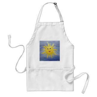 Whimsical Sun Aprons
