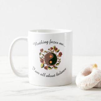 Whimsical Yin Yang Mug