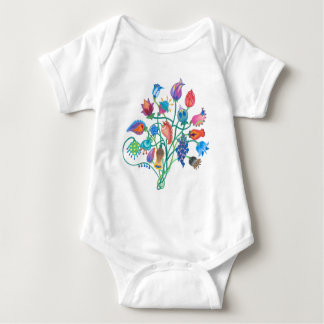 Whimsy Bouquet Baby Jumpsuit