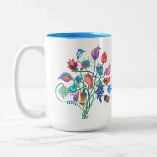 Whimsy Bouquet Mug