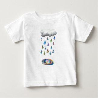 Whimsy Rain Baby T-Shirt