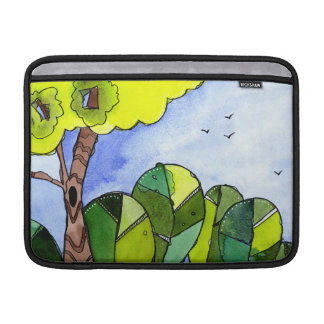Whimsy Tree Sleeve For MacBook Air