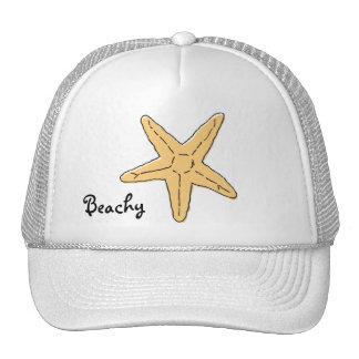WhimsyMonger Starfish customizable cap
